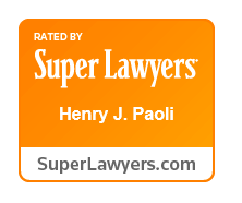 SuperLawyers_HenryJPaoli_Orange