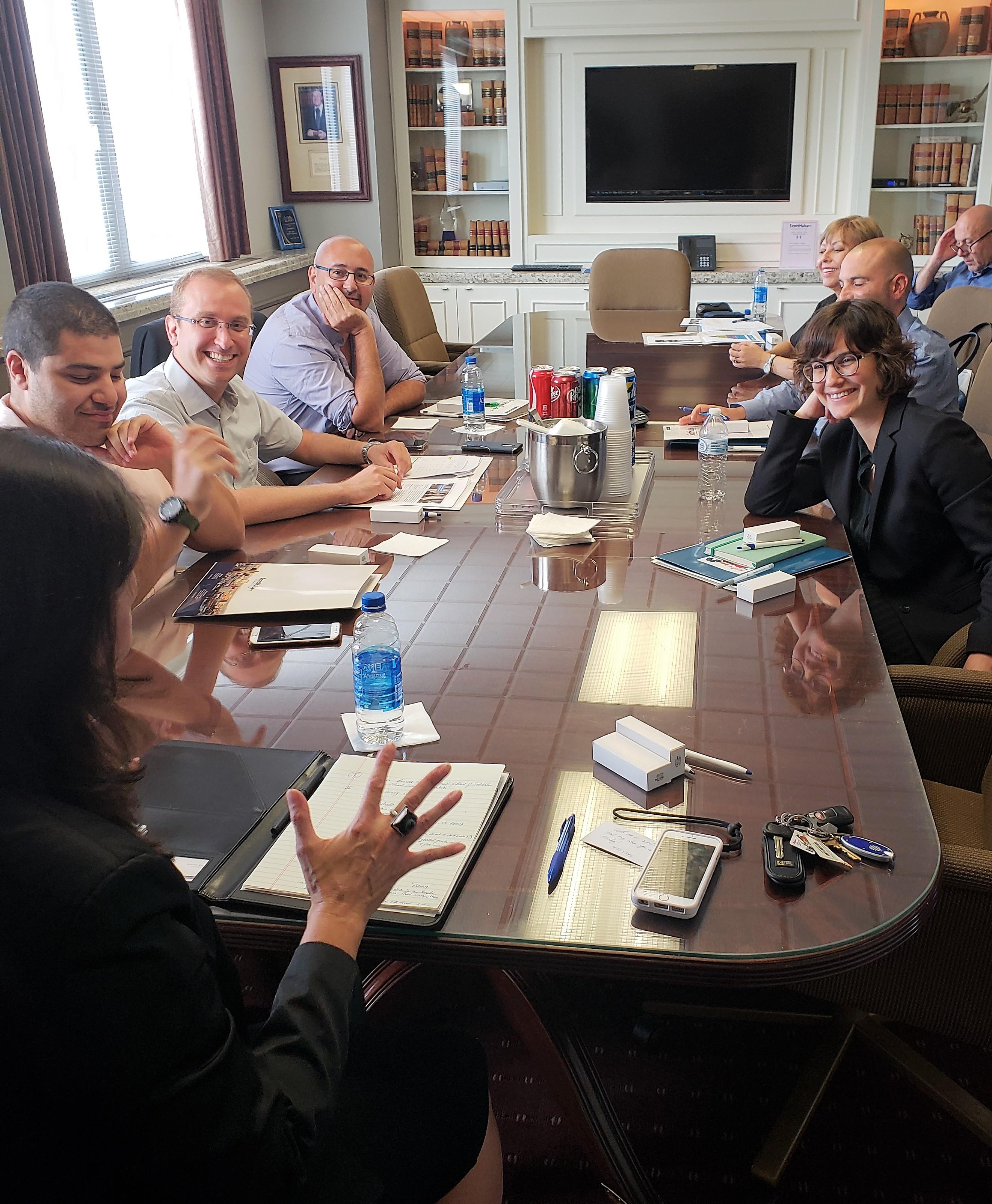 Susanna_Visconti_Meets_Israeli_Delegation_1