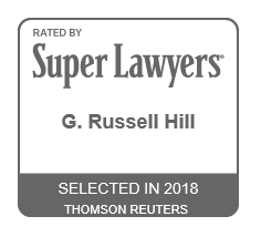 SuperLawyers_GRussellHill_2018_GRAY